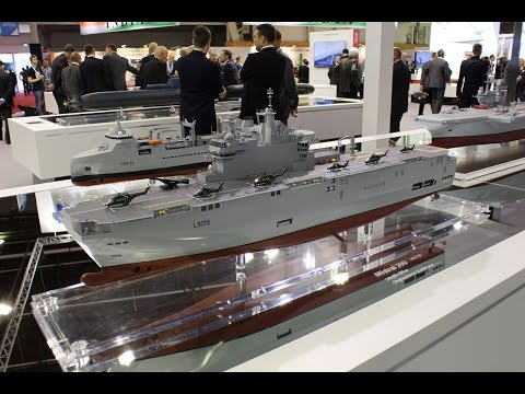 Navy Recognition Day 1 Coverage Euronaval 2014 International Naval Defense Maritime Exhibition