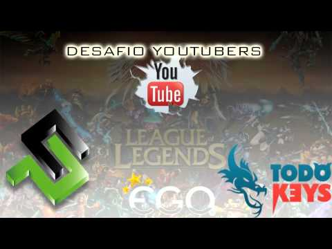 Desafío 40Youtubers CounterPICK League of Legends semifinales