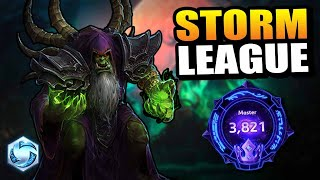 Gul'dan - rain of AWESOME // Storm League