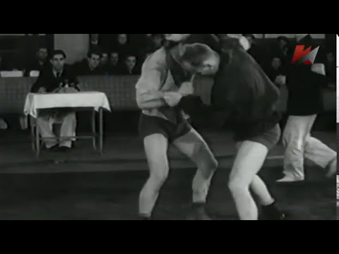 Бренды Советской эпохи. Самбо