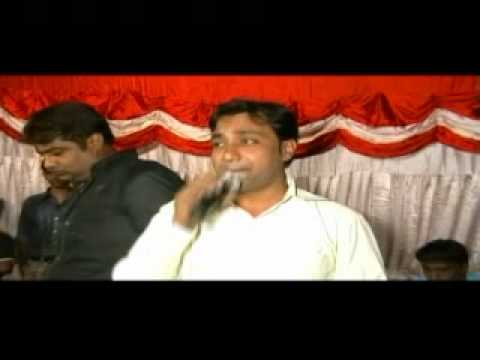 Raja Hasan singing Haal Kya Hai Dilo Ka Na Poocho Sanam