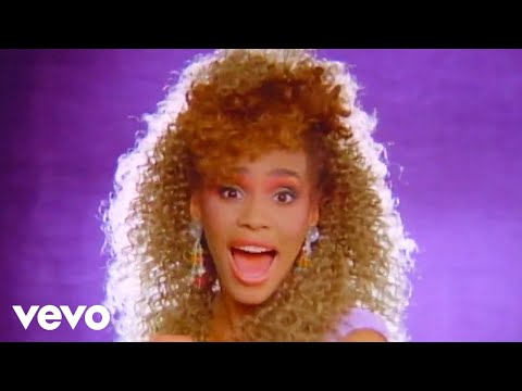 Whitney Houston - I Wanna Dance With Somebody Music Videos