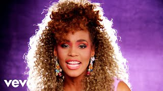 Whitney Houston I Wanna Dance With Somebody Official Music Audio