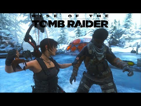 Rise of the Tomb Raider: Brutal Stealth Action Gameplay & Epic Combat