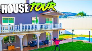 ENSEÑO MI CASA POR FIN !! HOUSE TOUR !! Makiman131