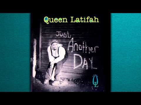Queen Latifah - Just Another Day (New Jack Remix) 1994