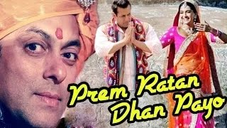Prem Ratan Dhan Payo SONGS To Release Before Official TRAILER