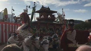 伝統の長崎くんち始まる