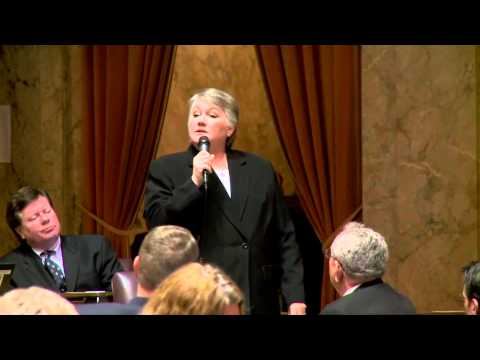 Amazing Gay Marriage Speech Goes Viral (Maureen Walsh)