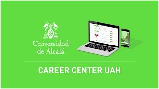 Presentación del Career Center UAH