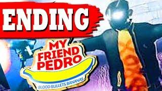 My Friend Pedro - ENDING + Final Boss Battle + Secret Ending