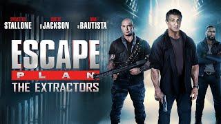 ESCAPE PLAN: THE EXTRACTORS - Katso Kotona (traileri)