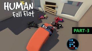 [Hindi] HUMAN: FALL FLAT | FUNNIEST GAME EVER (PART-3)