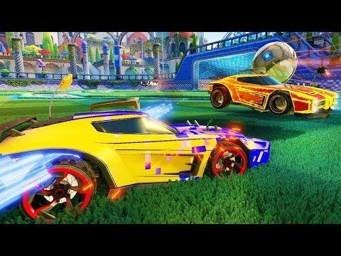 Rocket League Clips 6# | روكيت ليق [ اير دراق - دبل تتش - ريدايركت ]