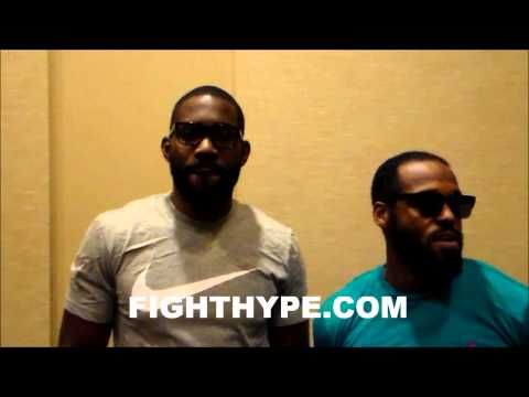 BRYANT JENNINGS DISCUSSES CLASH WITH MIKE PEREZ MAY 24TH ITS GOING DOWN