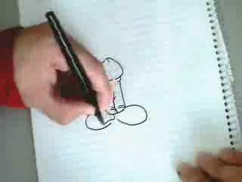 Disegni con doppi sensi troppo divertente youtube for Foto di alberi da colorare