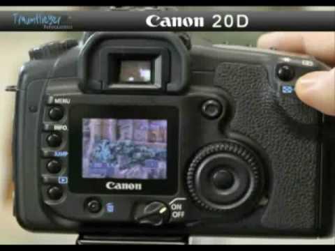 Traumflieger.de - Canon EOS 20D