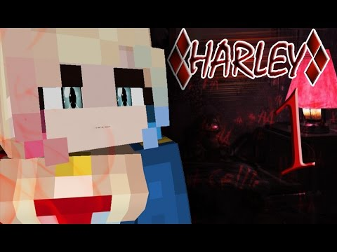 THE NAME'S HARLEY QUINN | HARLEY [Ep. 1] (Minecraft Roleplay)