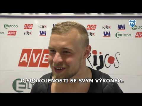 Rozhovor s Petrem Neradem po utkání v Ústí nad Labem.