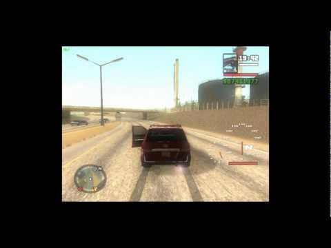 Gta San Andreas SRT 3 v 1.7 Project Oblivion and ENB Series
