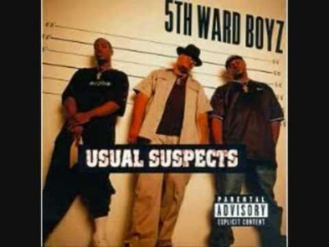 5th ward boys - pussy weed