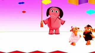Colors For Children To Learn - Baby Tv - Play Doh - Nursery Rhymes - Baby Songs