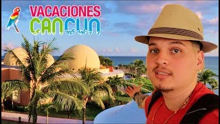 CANCUN MEXICO VLOG DAY 1 - RESORT TOUR! *Beautiful*