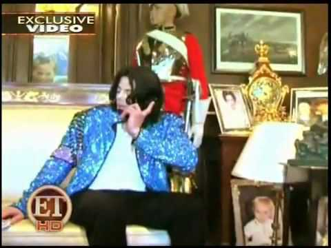 Michael Jackson sings acapella for Elizabeth Taylor Music Videos