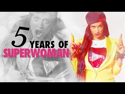 Watch  5 years of superwoman lilly singh Online Movie