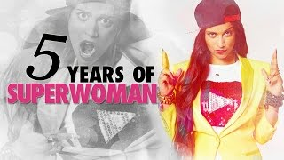 5 years of Superwoman (Lilly Singh)