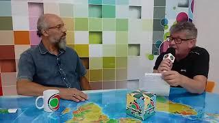 Papo Reto - AgoraVale recebe Eduardo Castro, proprietário do Pinda Orgânico Delivery