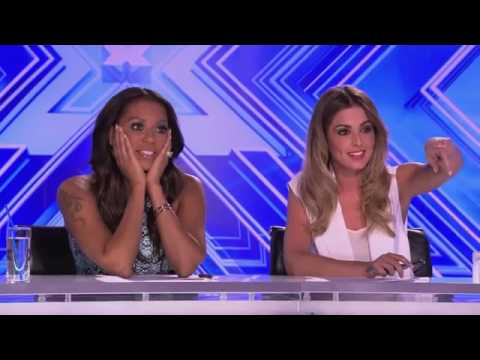 "Cheryl Cole sings ""I Have Nothing"" during an audition - X Factor 2014"