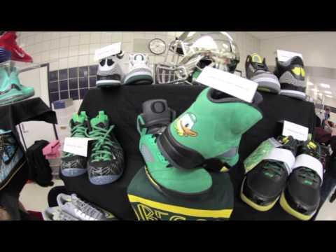 Grail City Chicago x Conant High School Sneaker Exchange - 4/26/2014