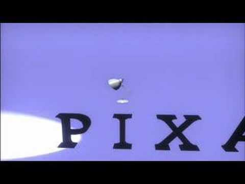 Pixar Lamp Youtube