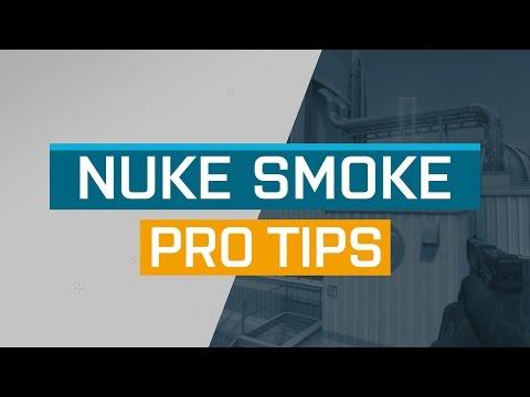 CS:GO - ProTips: Nuke - Heaven Smoke