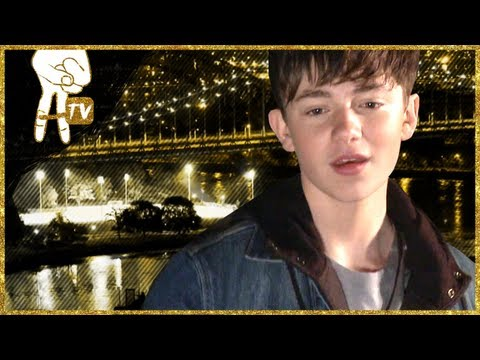 Sneak Peek of Sunshine & City Lights Music Video - Greyson Chance Takeover Ep. 21
