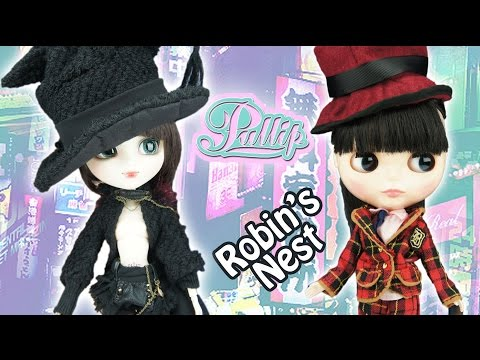 Robin's Pullip and Blythe Dolls from Japan - Robin's Nest
