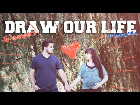 DRAW OUR RELATIONSHIP - Missy and Bryan Lanning - The Bumps Along the Way & dailyBUMPS