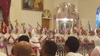 Ethiopan Ortodox Tewahido  Debre Tabor Mezmur