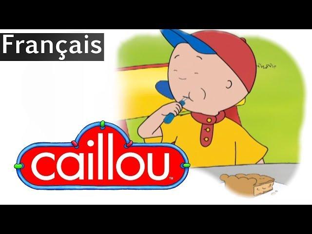 Caillou en FRANÇAIS - Version Française 65 MINS+