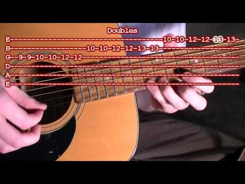 The Major Scale and the 7 Modes Guitar Lesson Part 2/2 - The Modes