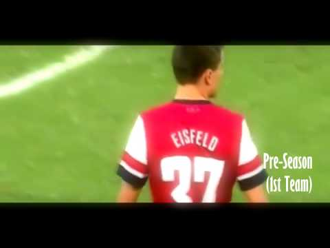 Thomas Eisfeld - German Wonderkid (12-13 Season Highlights) - HD