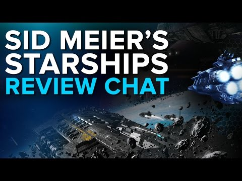A good use of small space? - Sid Meier's Starships Review Chat