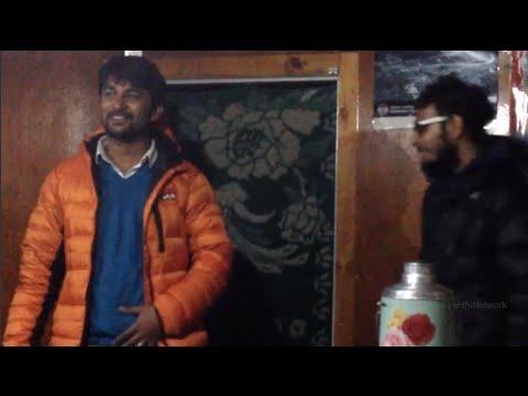 Nani Singing Vareva Emi Face Song    Everest Diaries    Yevade Subramanyam    Malavika Nair Photo Image Pic