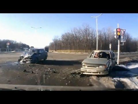 Car Crash Compilation # 34