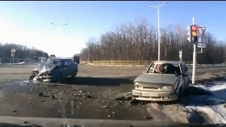Car Crash Compilation # 34