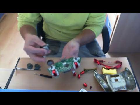 como modificar un mando de xbox 360