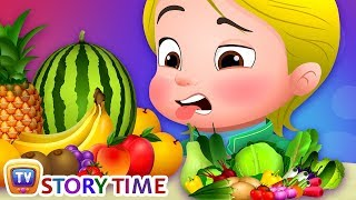 Apple Swan, Mango Goldfish and More With ChuChu & Friends - ChuChuTV