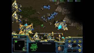 [StarCraft] Protoss Mission 10: Eye of the Storm + Credits