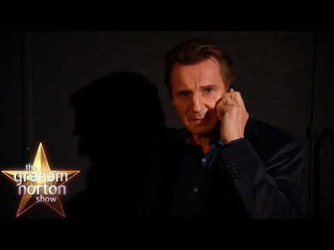 Graham 'Taken' Aback By Liam Neeson's Phone Call - The Graham Norton Show
